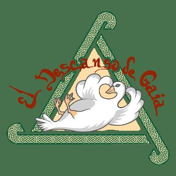 El Descanso de Gaia logotipo
