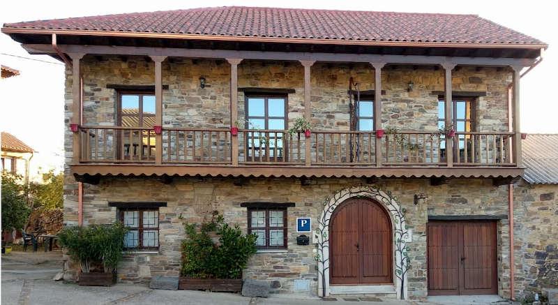 Casa rural en León económica