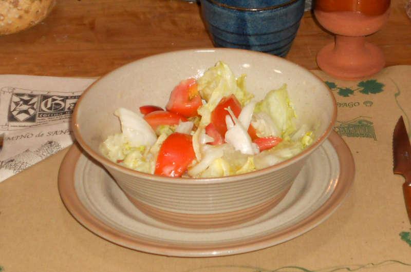 La Taberna de Gaia: ensalada