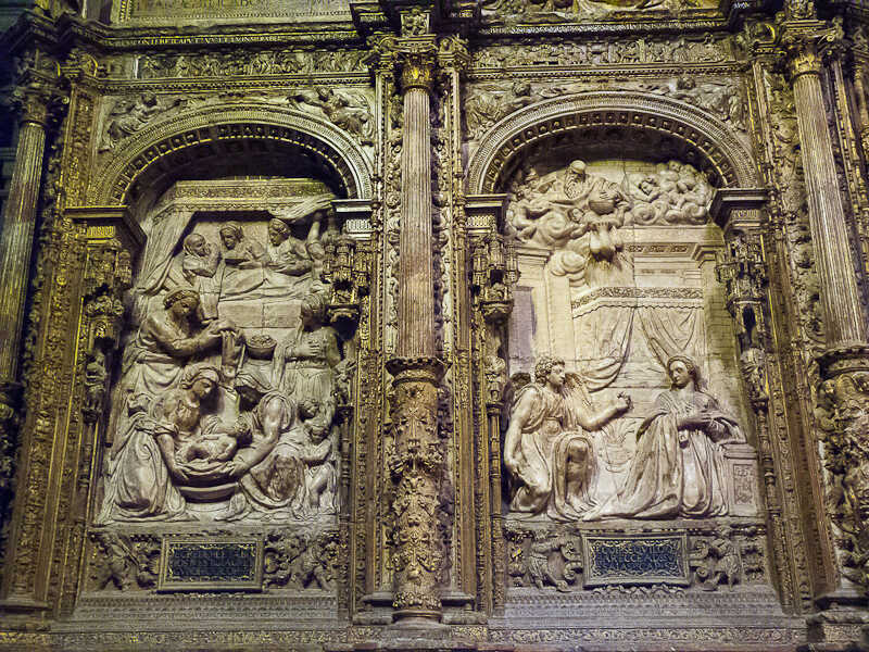 Catedral de León Trascoro