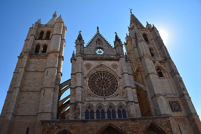 Catedral de León Fachada