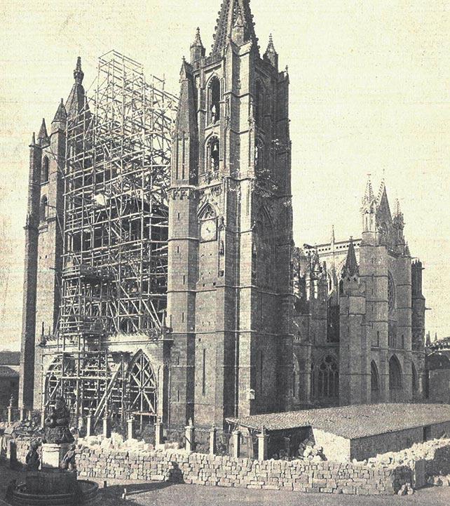 Restauración Catedral de León