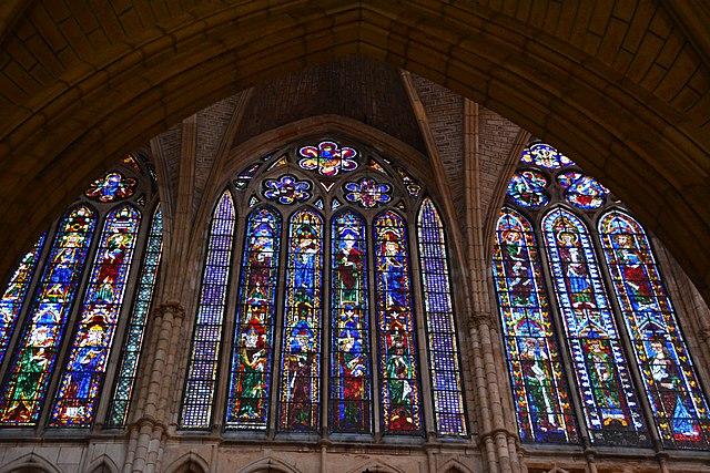 Catedral de León Vidrieras