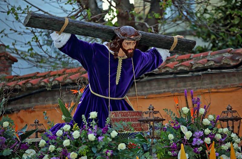 Jesús del Vía Crucis