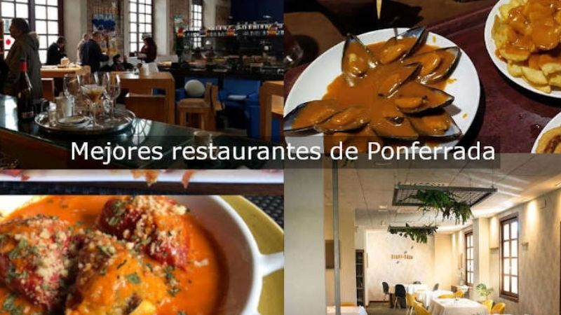 Restaurantes en Ponferrada