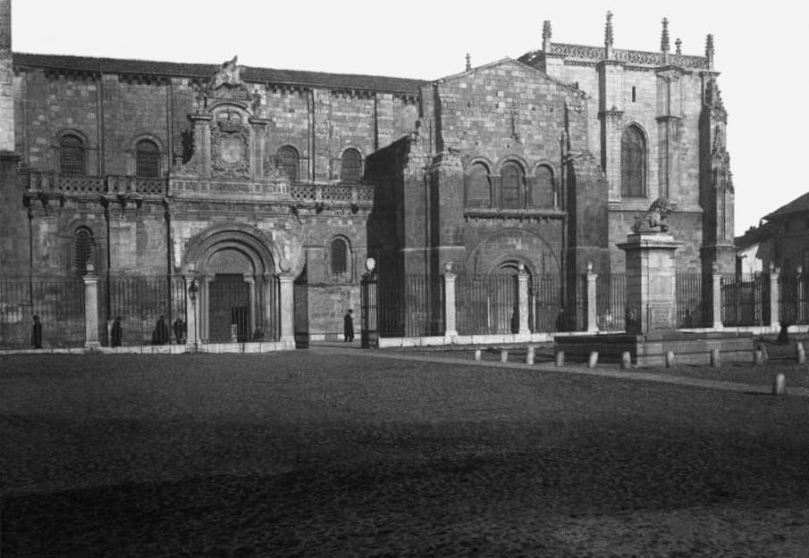 Restauración de San Isidoro de León