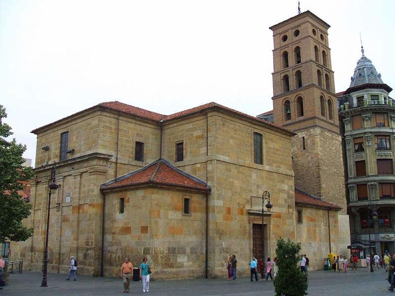 Iglesia de San Marcelo