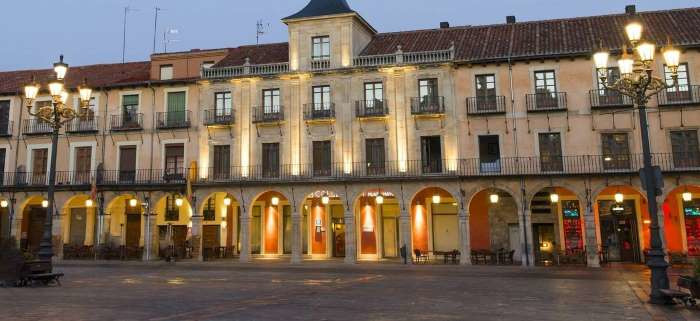 NH Collection León Plaza Mayor