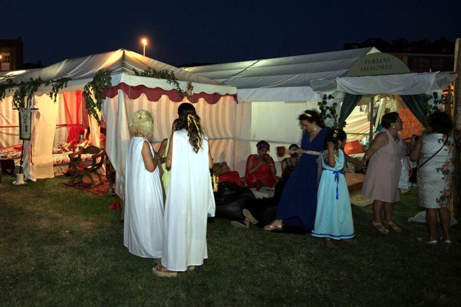 Campamento de Astures y Romanos de Astorga