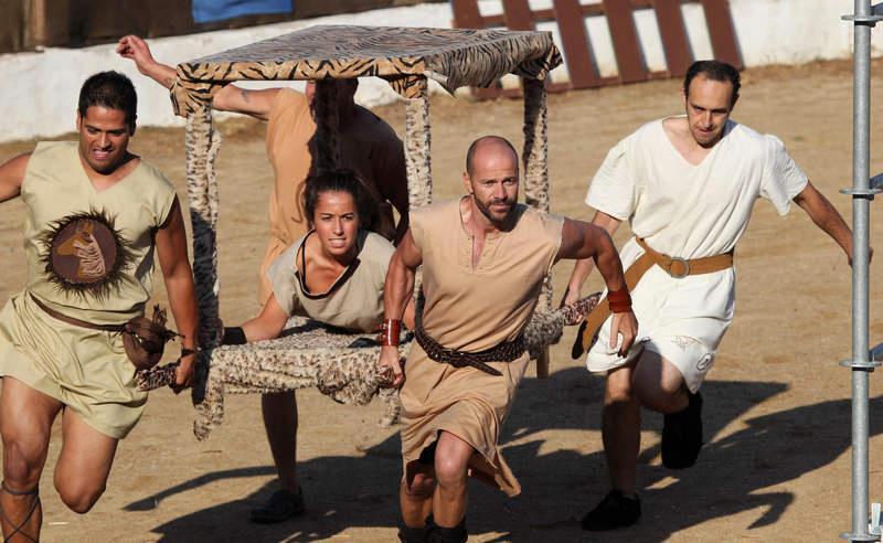 Circo Astures y Romanos de Astorga