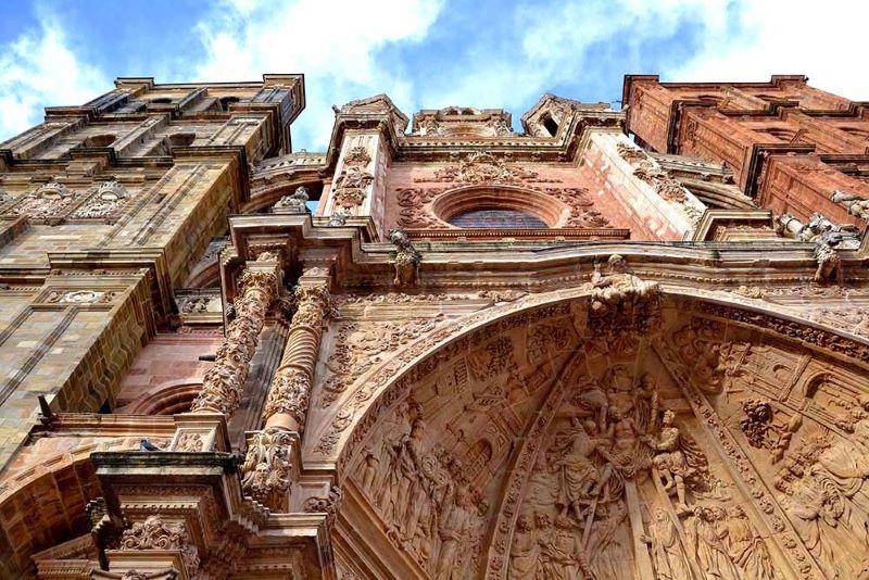 Catedral de Astorga Fachada