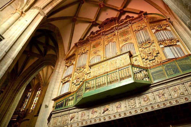 Catedral de Astorga Organo