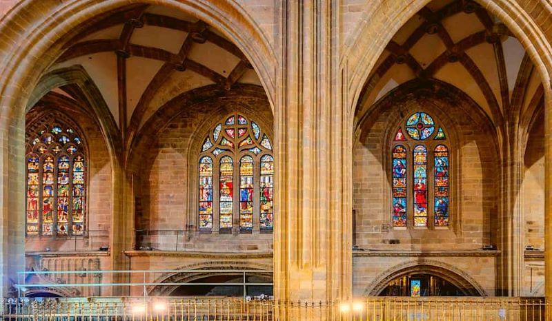 Catedral de Astorga Vidrieras