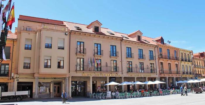 Hostel Astur Plaza