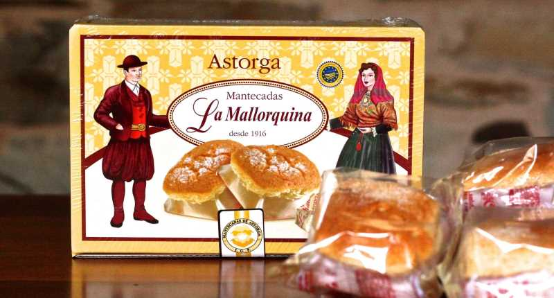 Mantecadas de Astorga