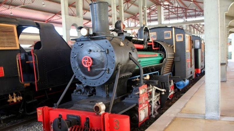 Museo del Ferrocarril de Ponferrada