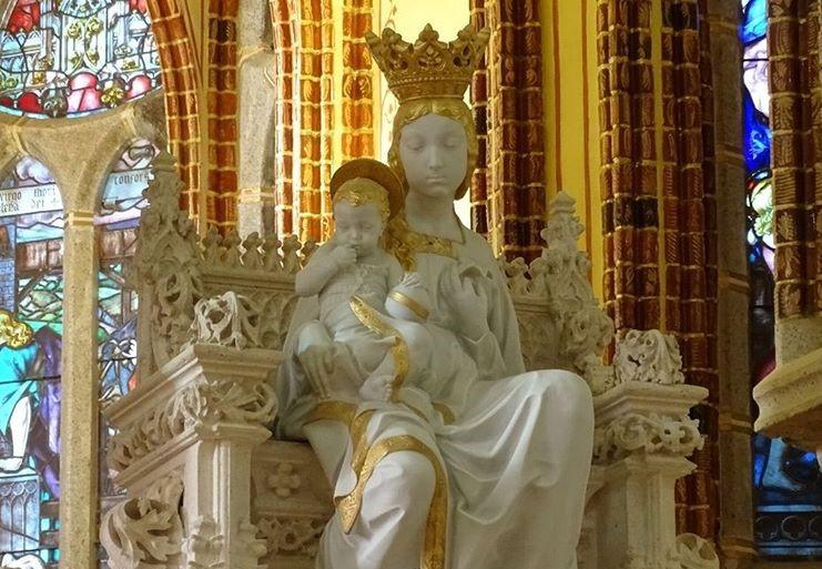Pieza del Palacio Episcopal de Astorga