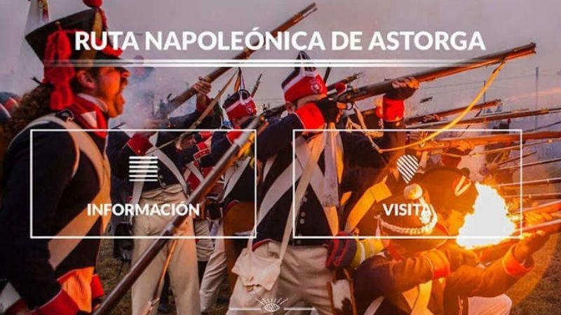 Ruta Napoleónica de Astorga