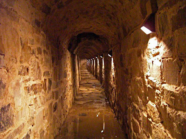 Cloacas Ruta Romana de Astorga