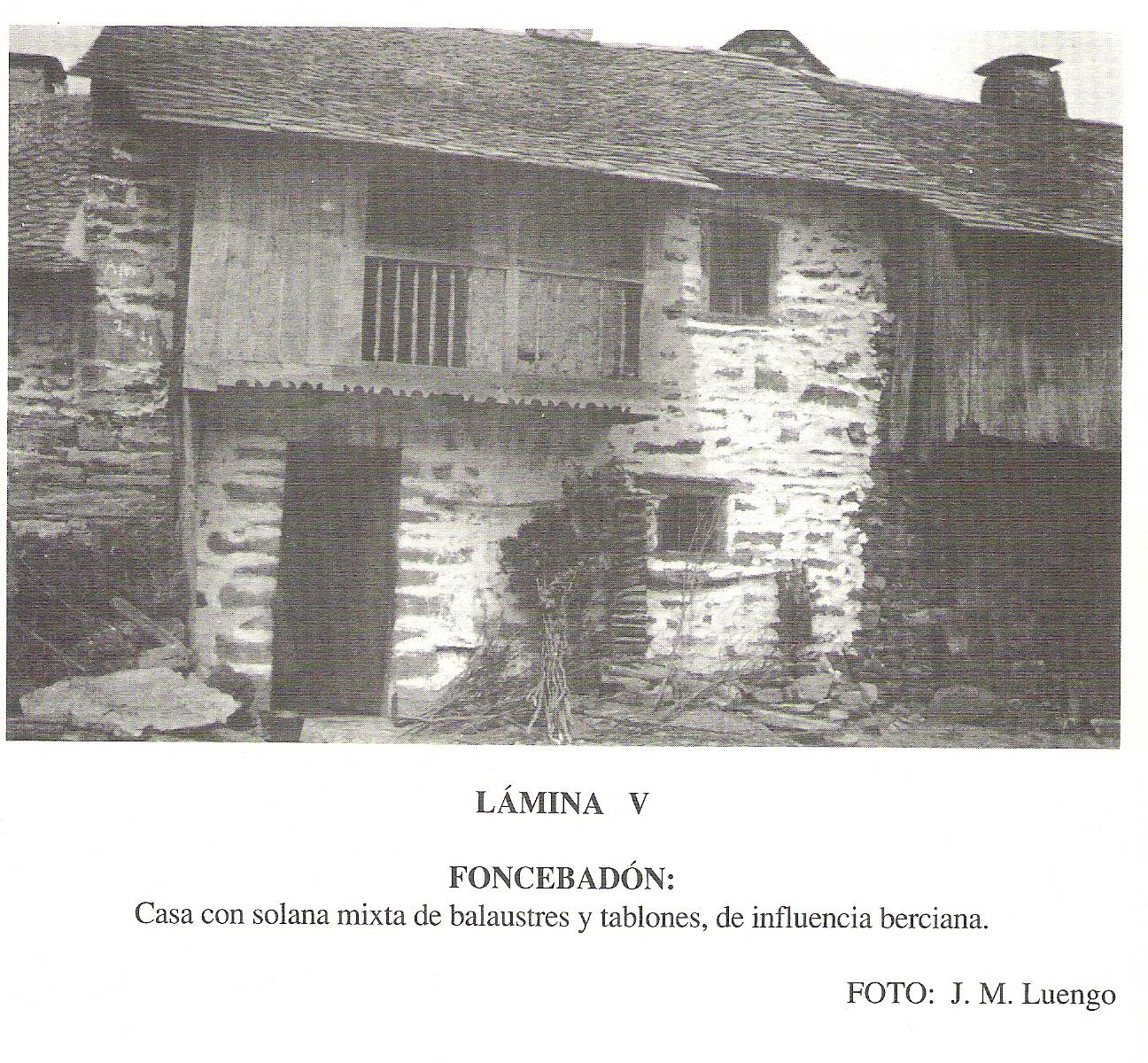 Foncebadón, casa antigua
