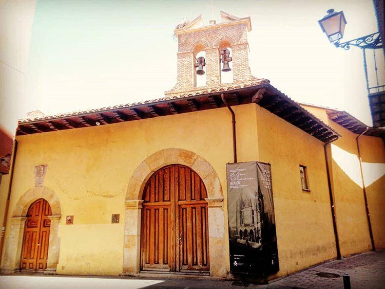 21 Lugares Clave Que ver en León Ciudad, Iglesia de Palat del Rey